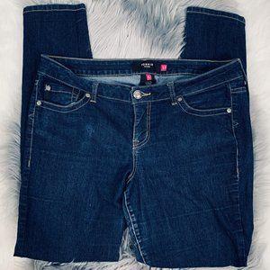 TORRID Tall plus size skinny straight jeans